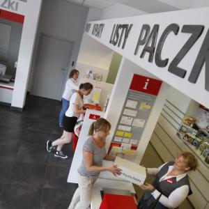 Poczta Polska podnosi stawki dla nowych pracowników