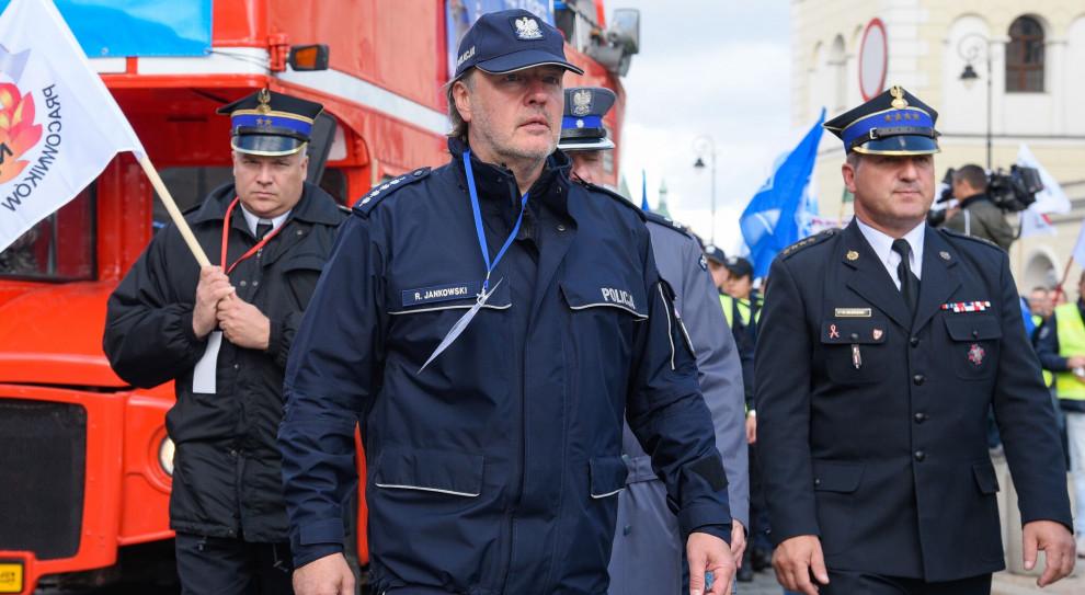 Koniec protestu: jest porozumienie MSWiA z policyjnymi związkowcami