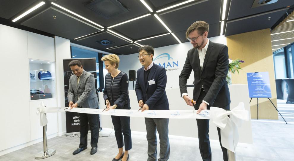 Harman otwiera nowe biuro w Polsce i rekrutuje pracowników