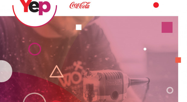 Coca-Cola aktywizuje młodych. Uruchomiła YEP Academy