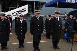 Zmiana dowódcy 8. Flotylli Obrony Wybrzeża