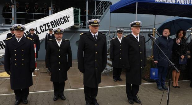 Komandor Piotr Nieć nowy dowódcą 8 Flotylli Obrony Wybrzeża