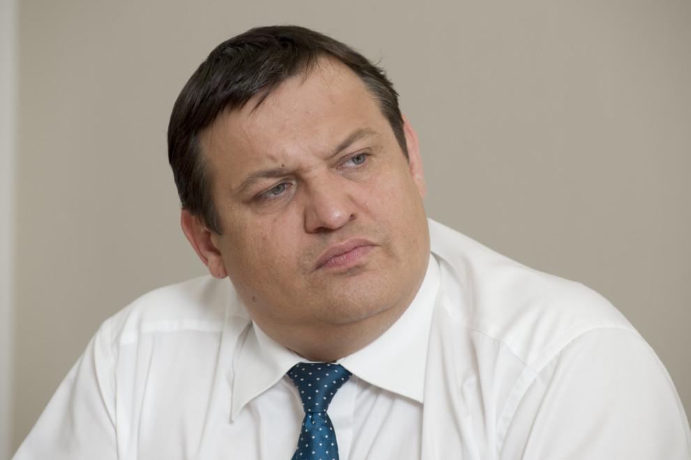 Prof. Jacek Męcina (fot. Piotr Waniorek/PTWP)