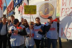 Piotr Duda ostrzega: Spór w Tesco będzie sporem z całą Solidarnością i zyska wymiar międzynarodowy