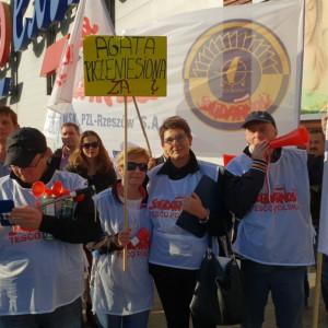 Spór w Tesco będzie sporem z całą Solidarnością