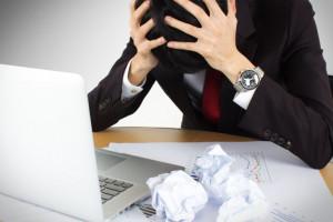 Rośnie liczba małych firm, które ogłaszają niewypłacalność