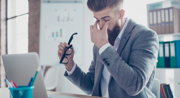 60 proc. Polaków pracuje nieefektywnie. Jesteśmy permanentnie zmęczeni
