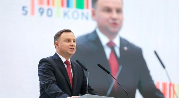 Andrzej Duda: Trzeba myśleć o obniżeniu kosztów pracy