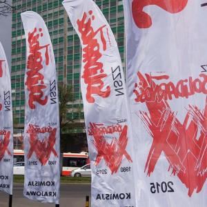 Solidarność chce chronić swoje logo