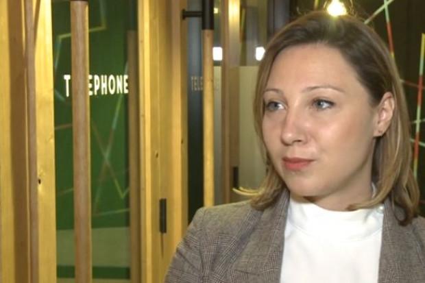 Marcelina Godlewska, członek zarządu ABSL, Związku Liderów Sektora Usług Biznesowych (fot.newseria)