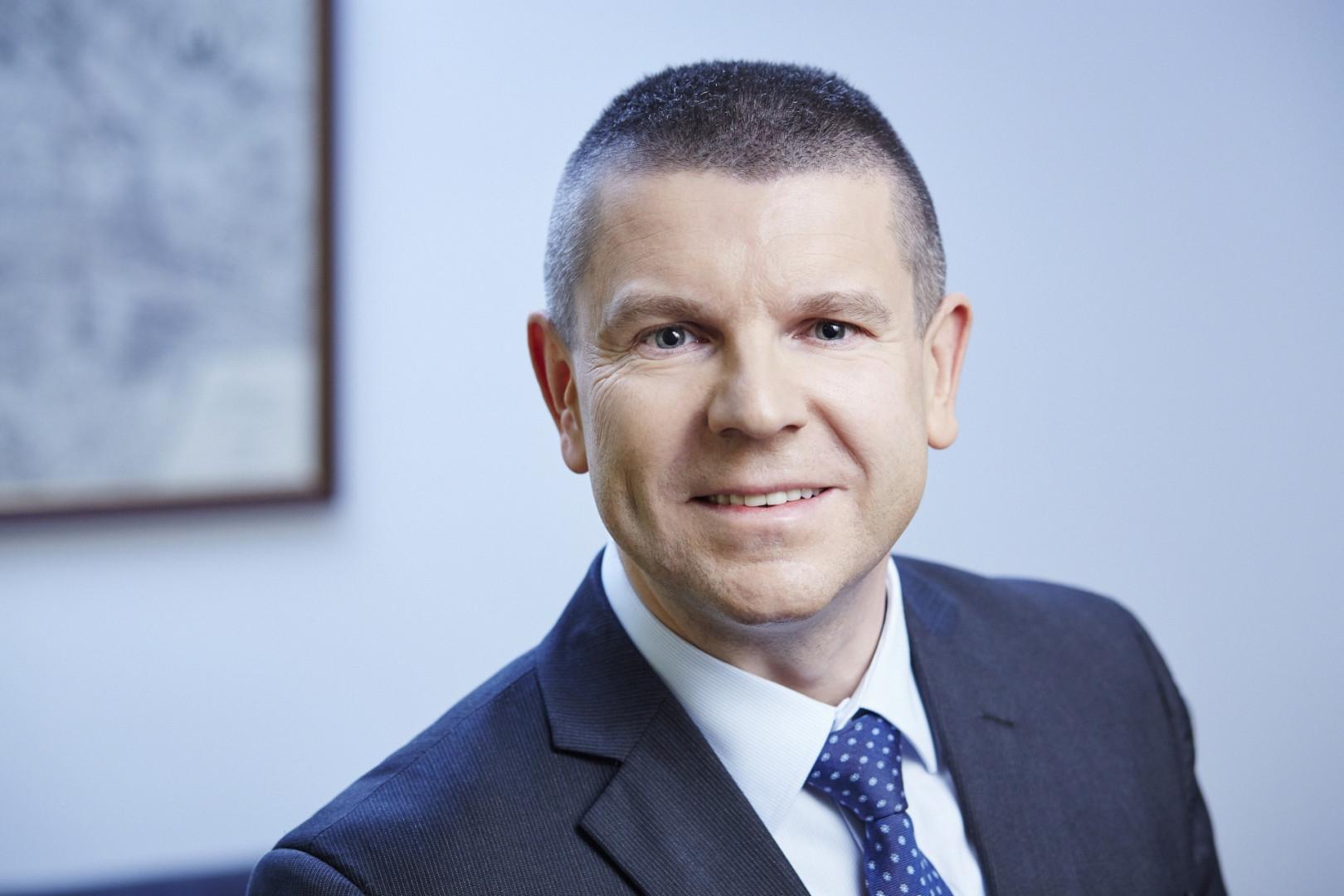 Robert Zych - współwłaściciel firmy szkoleniowej Kontrakt OSH
