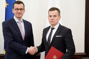 Jacek Jastrzębski na czele Komisji Nadzoru Finansowego