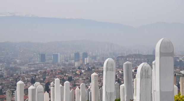 Setki robotników w proteście na ulicach Sarajewa