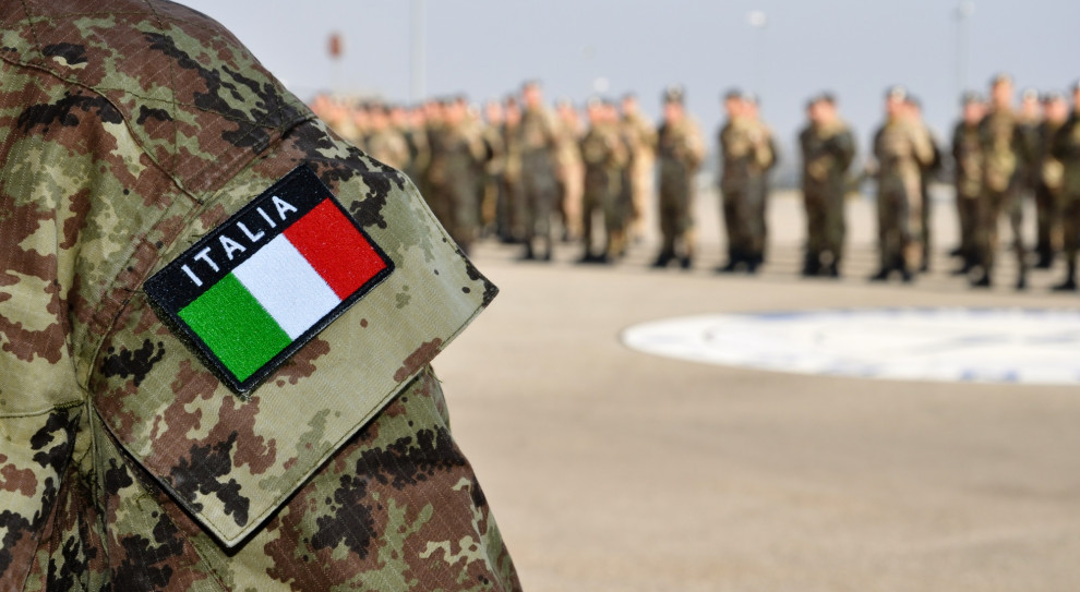 Włosi będą odchudzać żołnierzy