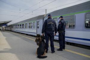 3 tysiące kolejowych policjantów świętuje 100-lecie SOK