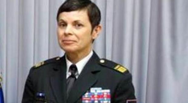 Alenka Ermenc szefową sztabu generalnego sił zbrojnych Słowenii