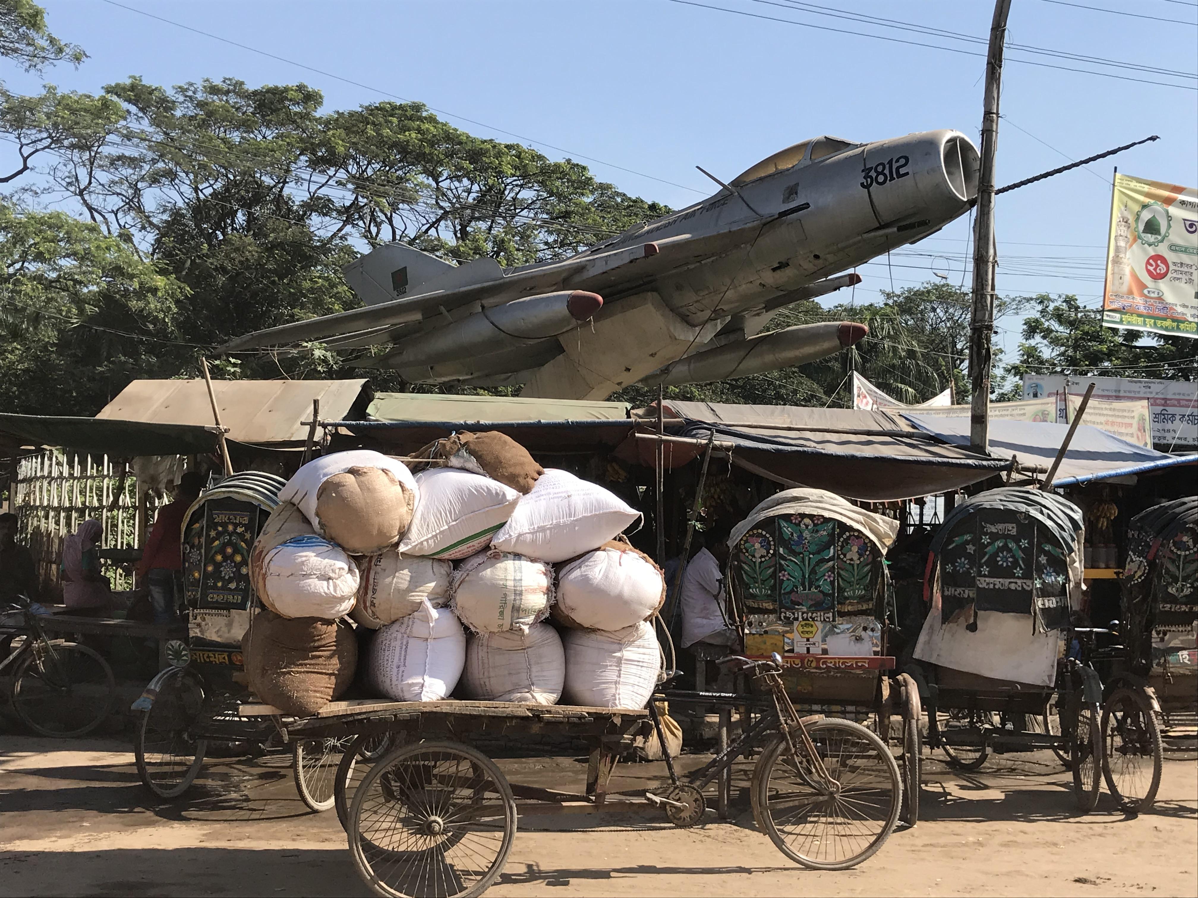 Bangladesz (Fot. Foreign Personnel Service)