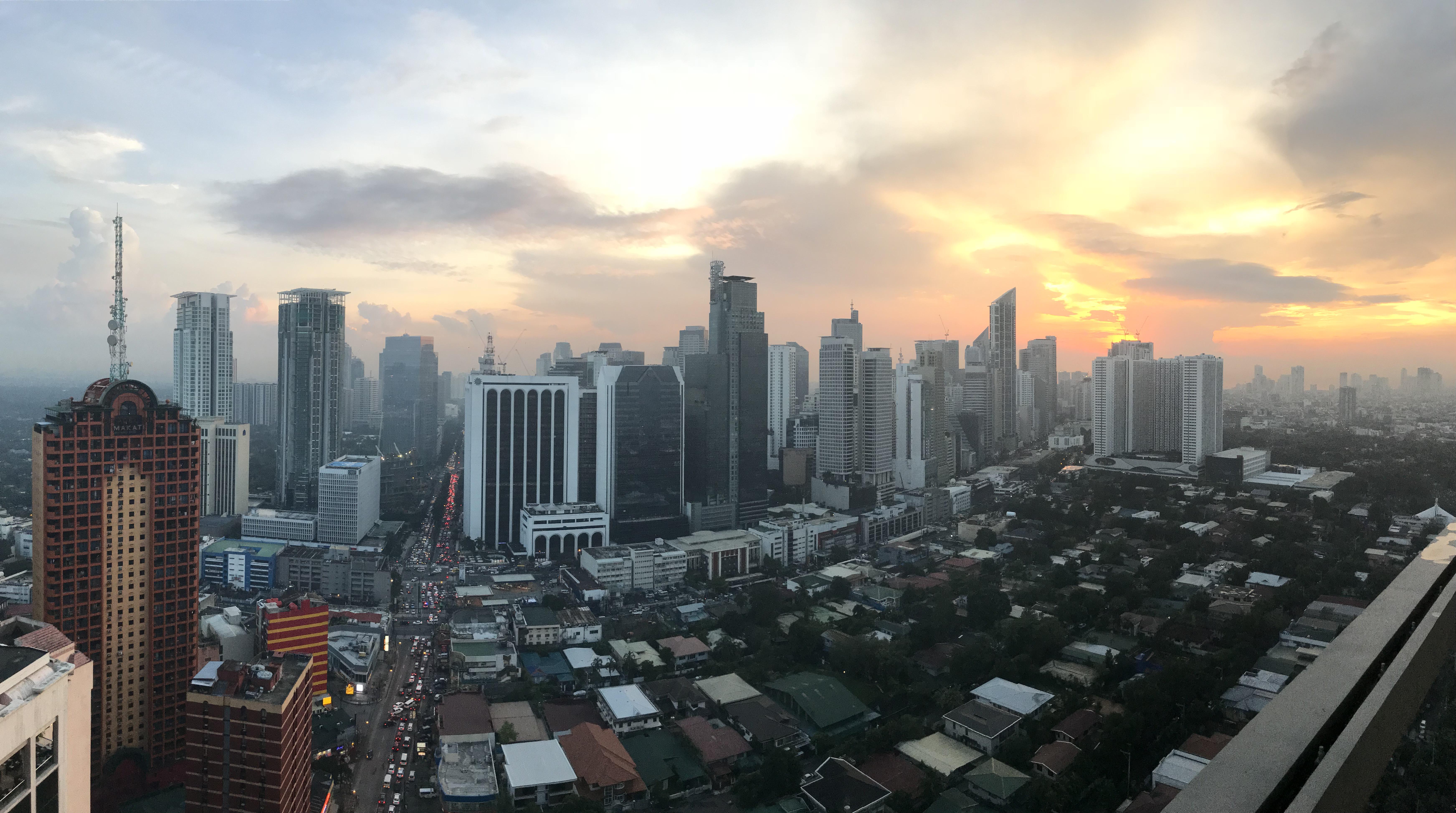 Manila, stolica Filipin (Fot. Foreign Personnel Service)
