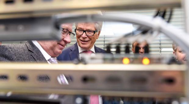 W tej fabryce Niemcy będą uczyć Przemysłu 4.0