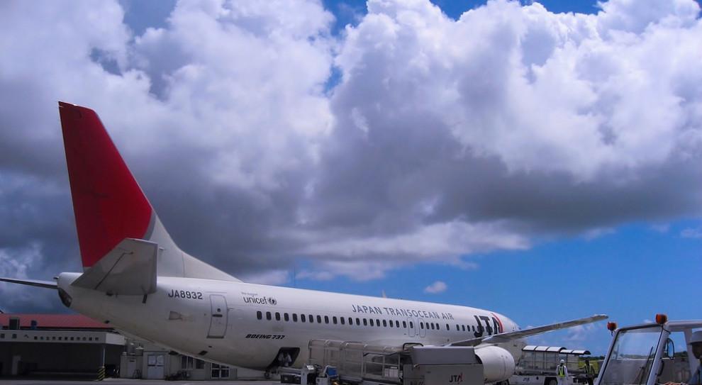 Więzienie dla pijanego pilota Japan Airlines