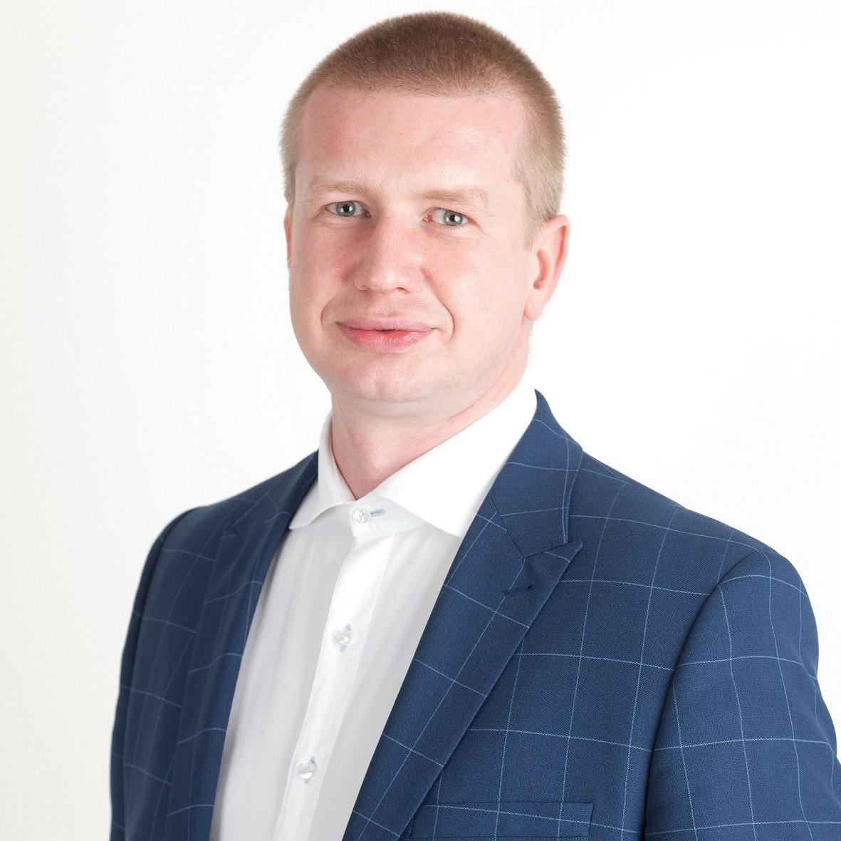 Grzegorz Szenejko fot.materiały prasowe