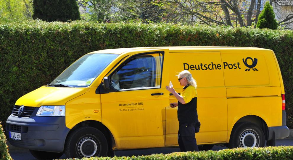 Niemieckim listonoszom w pracy pomogą roboty