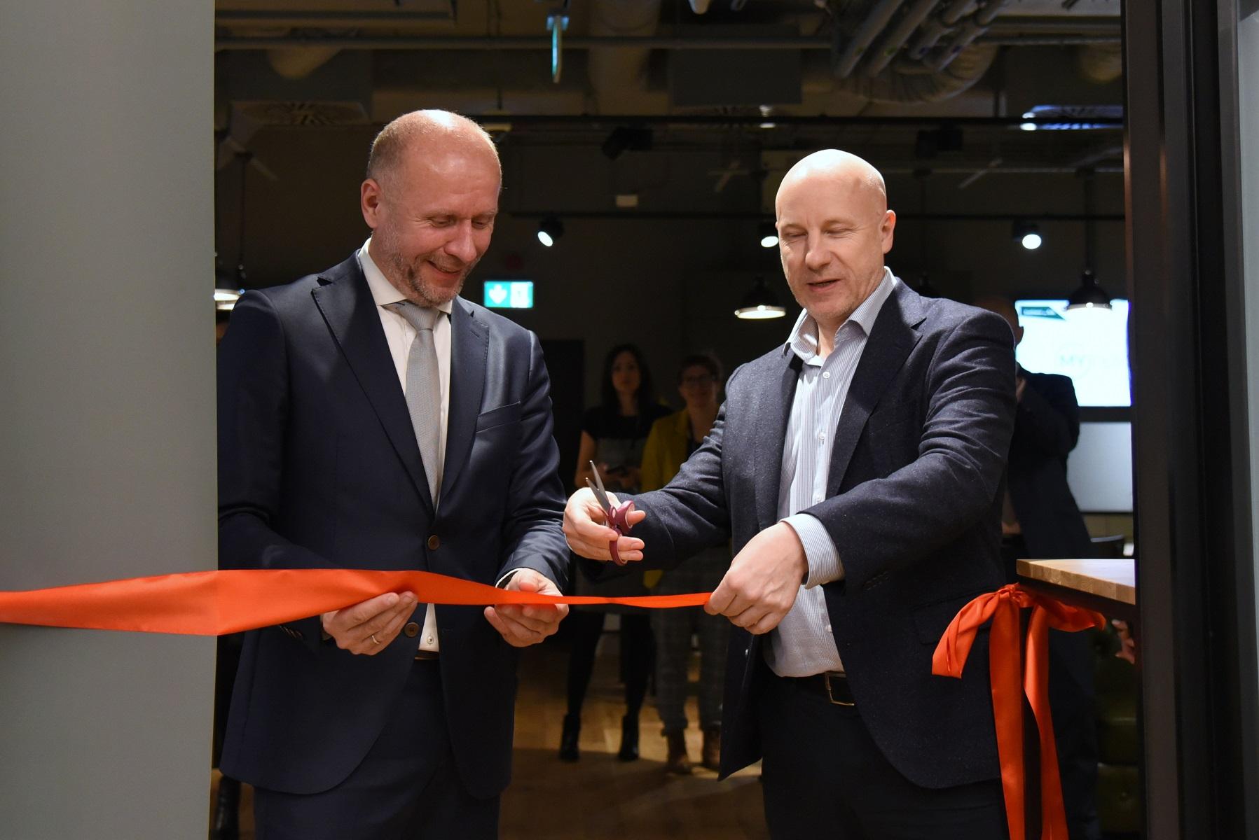 Firma Conectys otworzyła swoje biuro w Poznaniu (fot. poznan.pl)