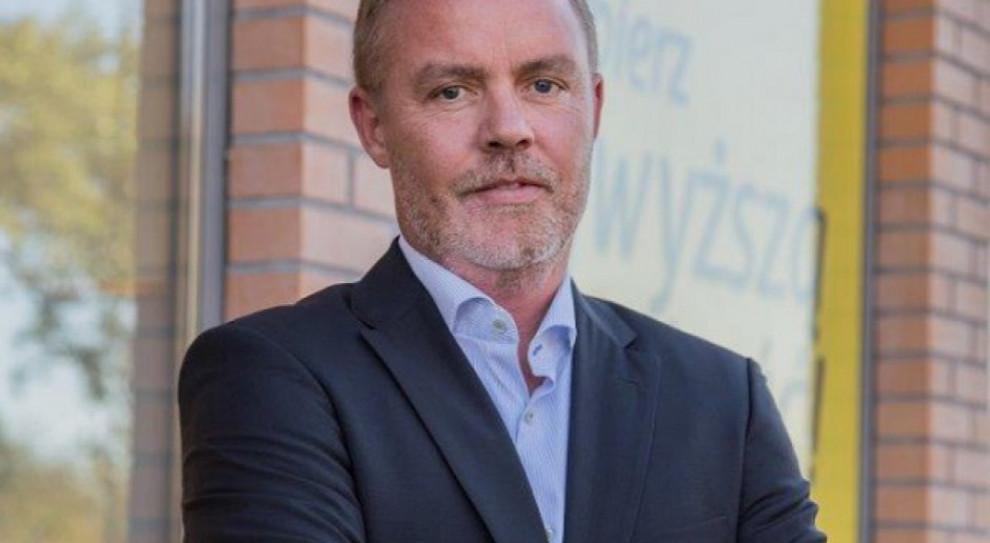 Kent Fogh Petersen szefem sieci Flying Tiger w Niemczech