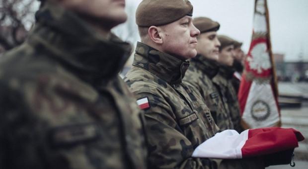Żołnierze obrony terytorialnej złożyli przysięgę