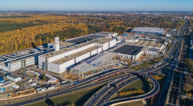 Volkswagen Poznań z nową halą logistyczną od I kwartału 2019 r.