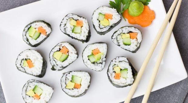 Sushi z podpoznańskiego Robakowa podbija Europę