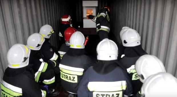 Volvo Trucks dziękuje polskim strażakom