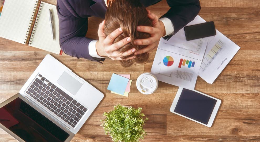 Dramat przedsiębiorców. W 2017 roku o 10 proc. więcej firm ogłosiło bankructwo