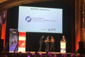 Polska firma z GPW zwyciężyła w prestiżowym konkursie KE