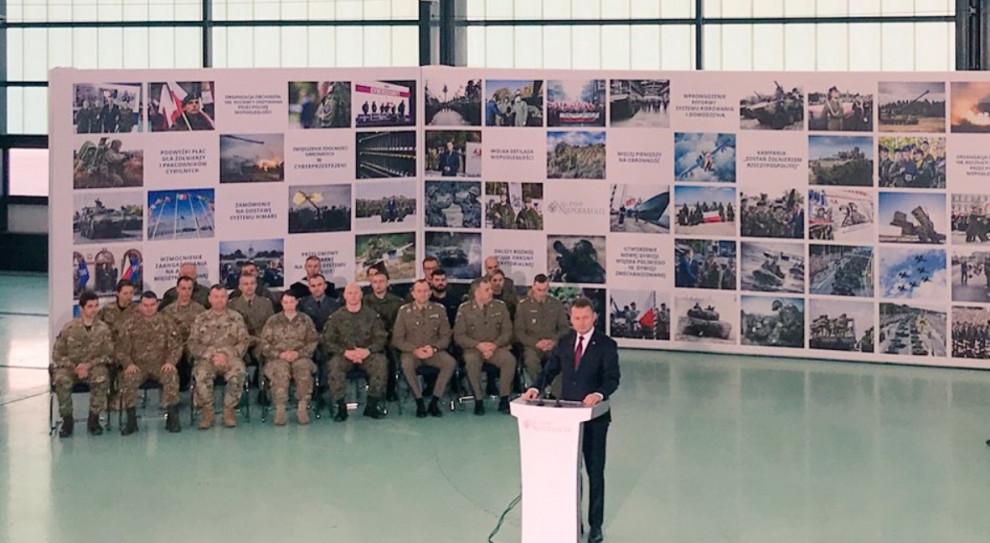 Ponad 300 zł podwyżki dla pracowników cywilnych wojska w 2019 r.