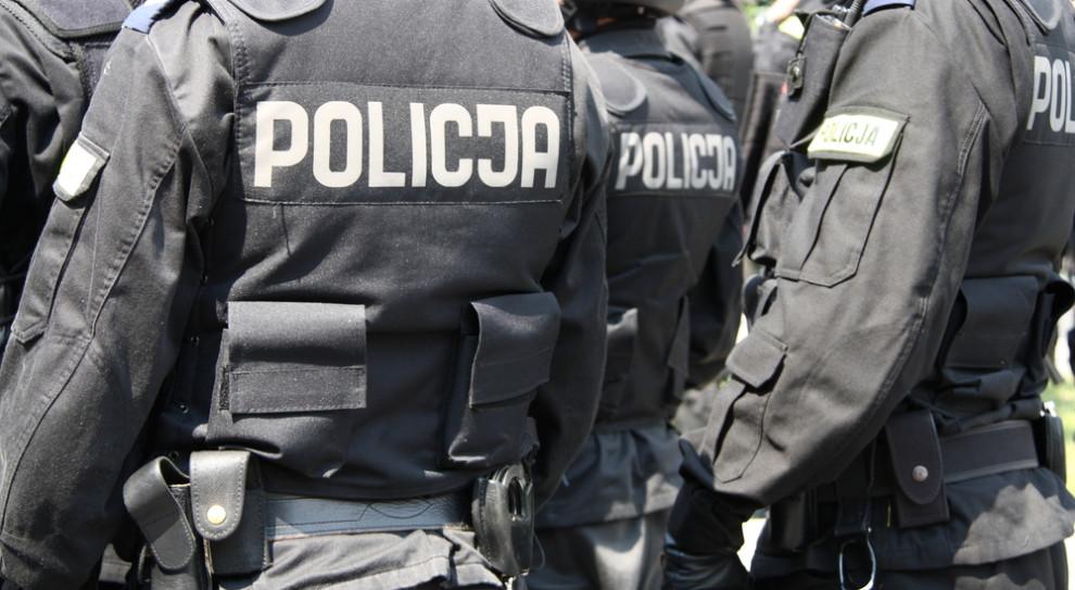 Poznańscy policjanci ze specjalnym wsparciem