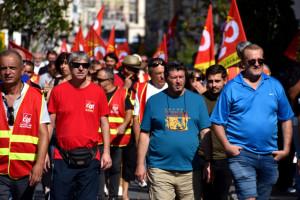 """Francuscy związkowcy solidarnie przeciwko protestom """"żółtych kamizelek"""""""