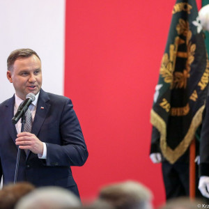 Zmiana prawa dotyczącego Rady Dialogu Społecznego cieszy Andrzeja Dudę