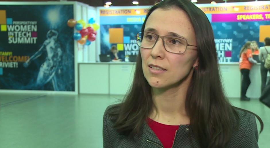 Anna Pacholska (fot. Newseria/innowacje.newseria.pl)