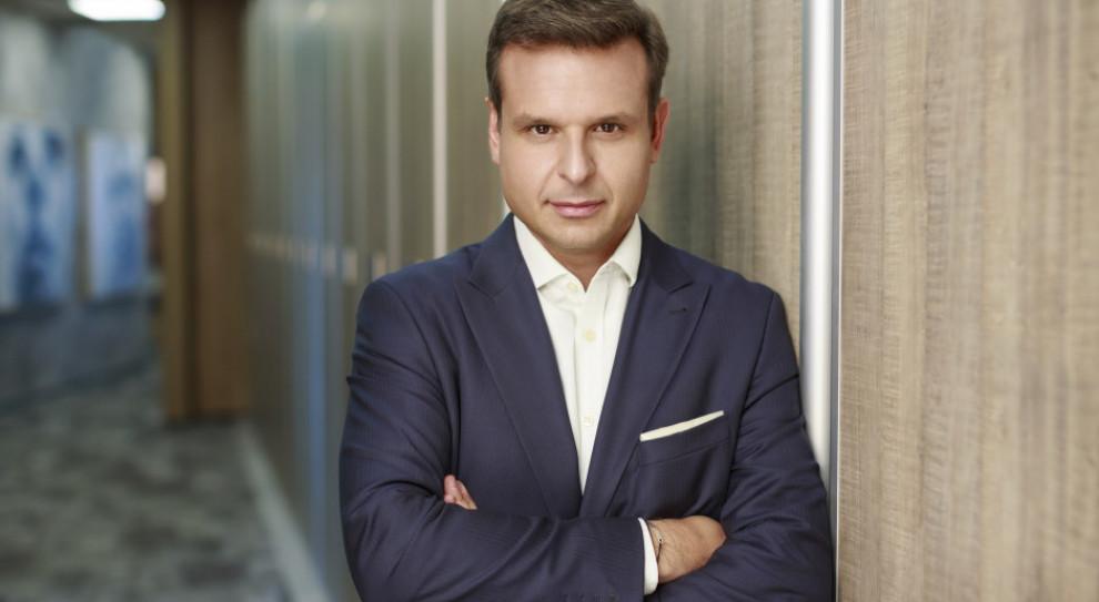 Dimitris Raptis CEO Globalworth Poland