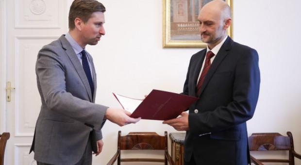Dr Robert Domżał powołany na dyrektora Narodowego Muzeum Morskiego w Gdańsku