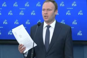 Były poseł PiS Marcin Mastalerek wiceprezesem Ekstraklasy