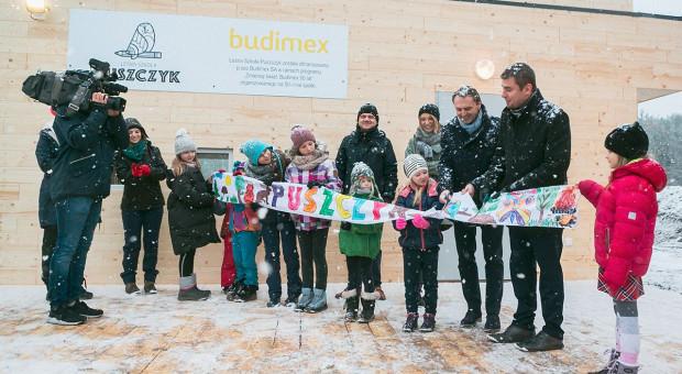 Pierwsza w Polsce leśna szkoła otwarta