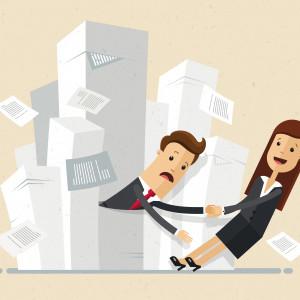 Pół kilometra dokumentów i 200 tys. zł oszczędności, czyli papierowa rewolucja w firmach