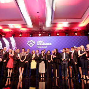 Przyznano ABSL Diamonds Awards 2018