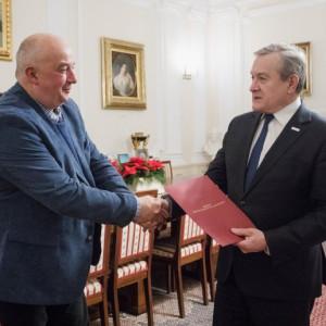 Piotr Oszczanowski ponownie powołany na dyrektora Muzeum Narodowego we Wrocławiu