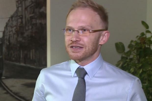 Martin Zalewski jest ekspertem w dziedzinie rozwoju cyfryzacji, transformacji firm oraz wprowadzania innowacji biznesowych (fot.newseria)