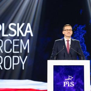 Premier obiecuje Polakom zarobki na poziomie europejskim