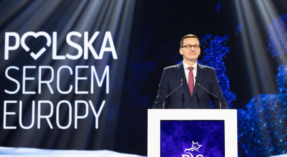 Mateusz Morawiecki zapowiada wielki program modernizacji, europeizacji i wyższych płac