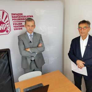 Związek Nauczycielstwa Polskiego wnosi o zmiany w płacach dla pracowników oświaty
